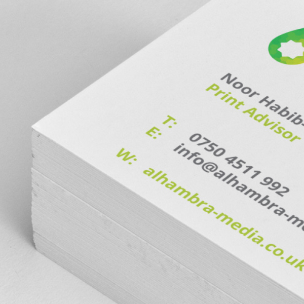 Super thick business cards alhambra media alhambramediaprintingcompanybirminghambusiness card printing3 reheart Images