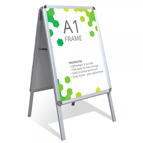 A1 A Frame & A1 Posters Printing Birmingham | Alhambra Media