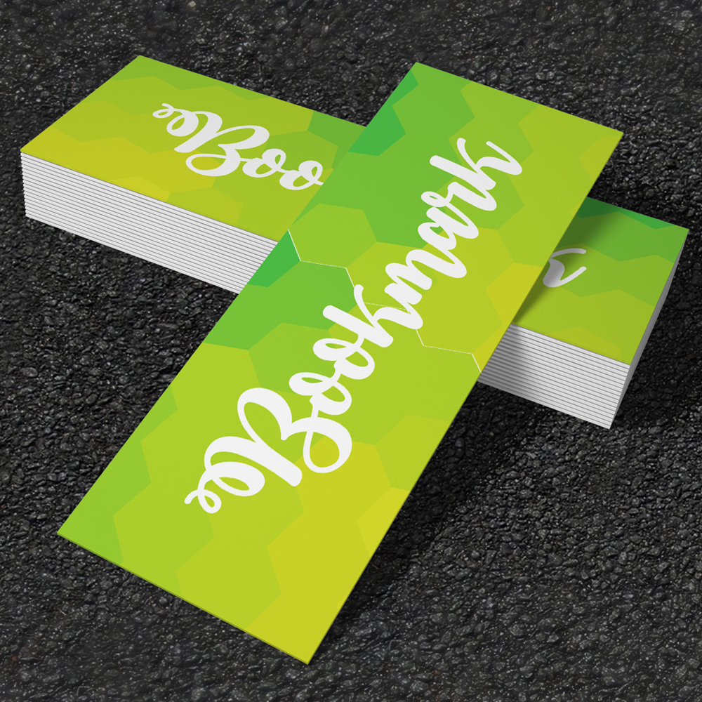 Bookmark Printing | Laminated | Birmingham | Alhambra Media