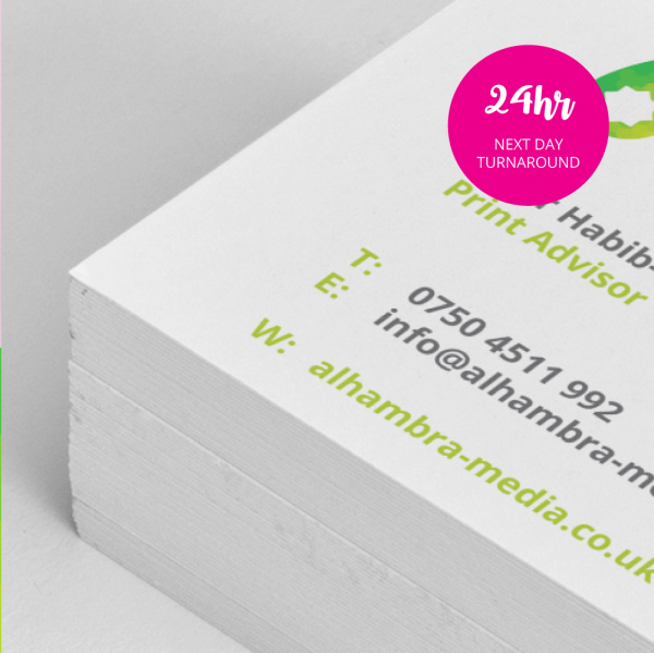 24hr business cards alhambra media alhambraprintingbirmingham24hrbusinesscards2 alhambramediaprintingcompanybirminghambusiness card printing5 24hr printing reheart Gallery